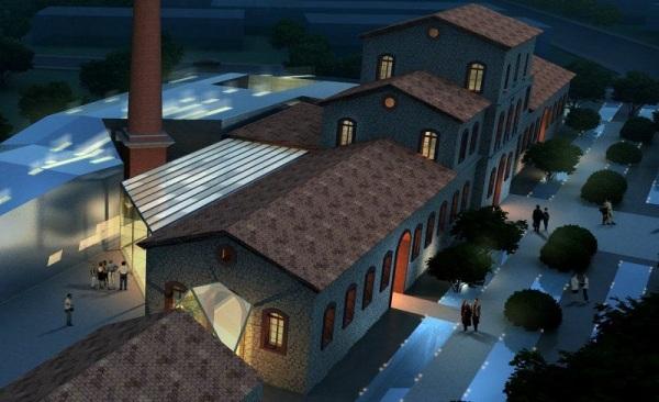 """Υπογράφηκε η σύμβαση του έργου: «Επισκευή και μετατροπή του κτιρίου """"Αρέθουσα"""" στη Χαλκίδα σε Διαχρονικό Μουσείο»"""